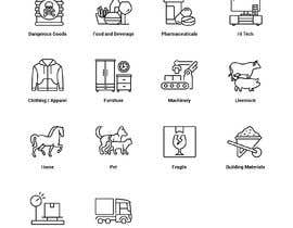 #41 for Icons for Website by freelancerthebes