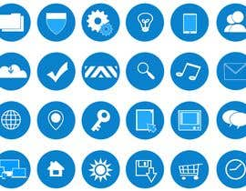 #43 for Icons for Website by mdhimadroniloy71