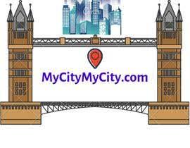 """#17 для Logo /Landing Page """""""""""" MyCityMyCity com """""""""""" от khadizahoqueroc4"""
