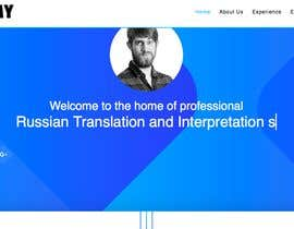 #20 for Develop a WordPress website for a freelance conference interpreter by avinaykumarweb
