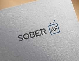 #32 untuk Sober AF Logo oleh RHossain1992