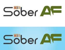 #23 untuk Sober AF Logo oleh shakilhossain938