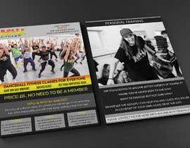nº 44 pour Flyer for dance fitness class par relansarwar
