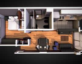 #14 для Floorplan for luxury vacation apartment от godoybozoyolimar