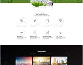 #37 untuk wordpress theme design for battery and lighting subject oleh hwjibon