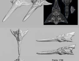 #32 für Spaceship 3D-modeling for a new Game von paezmiguel569