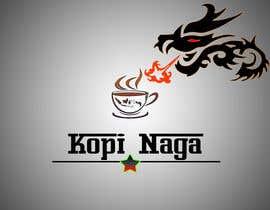 #16 for Make me a logo - Kopi Naga (Indonesian of Dragon Coffee) af hassanwaqar432