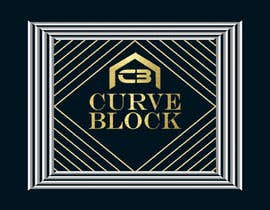 #59 для We need a luxury logo designed for CurveBlock, CurveBlock is a Real Estate Developments company within the blockchain sector, some examples are attached, ideally we'd like the logo in Gold or Silver. от istahmed16