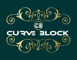 #60 для We need a luxury logo designed for CurveBlock, CurveBlock is a Real Estate Developments company within the blockchain sector, some examples are attached, ideally we'd like the logo in Gold or Silver. от istahmed16