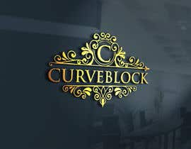 #47 для We need a luxury logo designed for CurveBlock, CurveBlock is a Real Estate Developments company within the blockchain sector, some examples are attached, ideally we'd like the logo in Gold or Silver. от aktaramena557