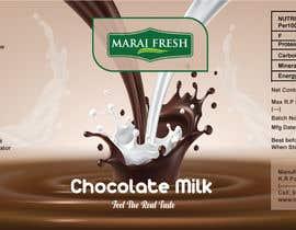 #21 for Design a label for  bottled milk juices by chandraprasadgra