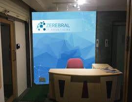 Nro 41 kilpailuun Reception area backdrop design käyttäjältä AyoubOussarah