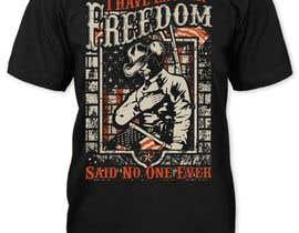 nº 15 pour We Need a T-Shirt Design - Patriotic Theme par elitesniper