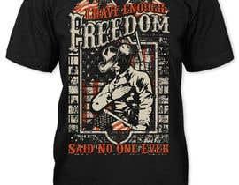 nº 16 pour We Need a T-Shirt Design - Patriotic Theme par elitesniper