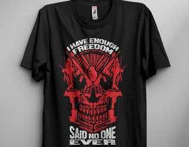 nº 6 pour We Need a T-Shirt Design - Patriotic Theme par shohagah1495