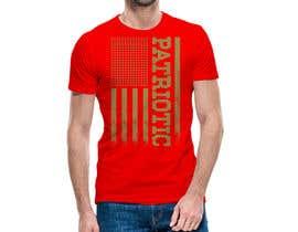 nº 23 pour We Need a T-Shirt Design - Patriotic Theme par sajeebhasan0011