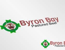 #2 for Design a Logo for Byron Bay Pastured Beef af sebastianbagya