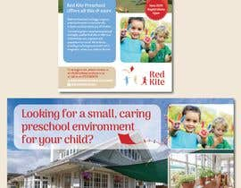 #12 for design two promotional posters for Red Kite Preschool af rachelcheree