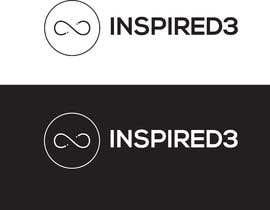 #66 for Rendering of a designed concept Logo for Inspired3 af rifathasan201888