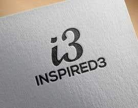#84 for Rendering of a designed concept Logo for Inspired3 af alamin216443