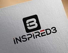 #89 for Rendering of a designed concept Logo for Inspired3 af abutaher527500