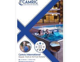 #54 untuk Flyers for hot tub company Flyer size 4X611 oleh iamsmriad