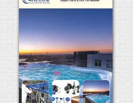 #44 untuk Flyers for hot tub company Flyer size 4X611 oleh piashm3085