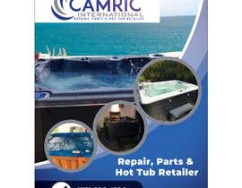 #13 untuk Flyers for hot tub company Flyer size 4X611 oleh Reffas