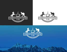 Nro 12 kilpailuun Design a Logo - Commonwealth Coffee Club käyttäjältä Mdrocky888