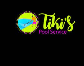 #11 for Tiki's Pool Service by TheCUTStudios