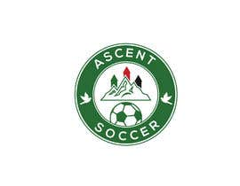 #102 for Design a logo for CNN featured soccer Academy af DONE63