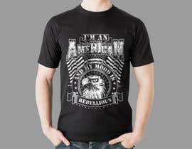 nº 34 pour We Need an Original Design for a T Shirt - Patriotic theme - Guaranteed Contest par robiulhossi