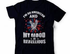 nº 37 pour We Need an Original Design for a T Shirt - Patriotic theme - Guaranteed Contest par hseshamim9