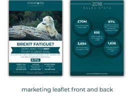 #49 pentru Re-design marketing leaflet de către TH1511