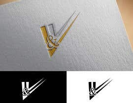 "#19 для Need logo for ""V&V"" where the Vs are like ticks, looking for something to suit business market от sunny005"