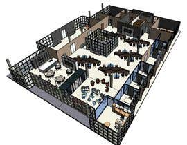 #12 for Design an Office Building Floorplan by darvish2