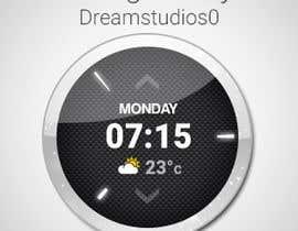 nº 11 pour Apple Watch Face Designs par dreamstudios0