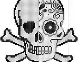 #97 untuk A pixel art type picture oleh Alimansoor064