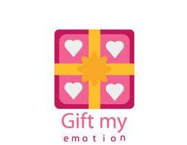 #10 для Need GiftMyEmotions Logo, App Logo and Splash Screen от RakibulDesigner
