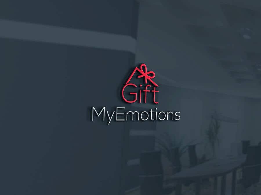 Penyertaan Peraduan #5 untuk Need GiftMyEmotions Logo, App Logo and Splash Screen