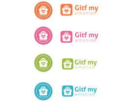 #20 untuk Need GiftMyEmotions Logo, App Logo and Splash Screen oleh maariiaa