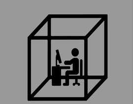 #61 для Cubicle logo concept! от mustjabf
