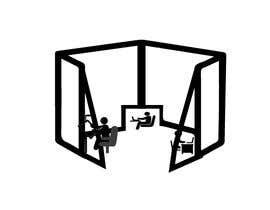 #53 для Cubicle logo concept! от azharulislam07