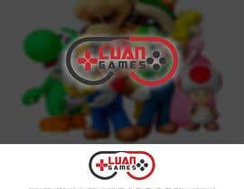#85 для Diseñar y crear un logotipo para tienda virtual de videojuegos от luisarmandojeda