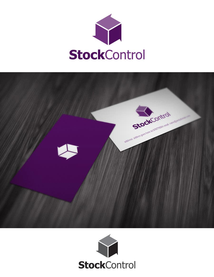 Proposition n°                                        59                                      du concours                                         Logo Design for our new service (StockControl)