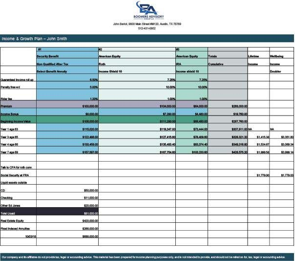 Contest Entry #47 for Redesign an Excel Spreadsheet