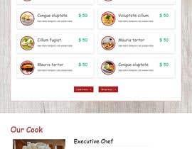 #114 для Food reviews Website от timmokm