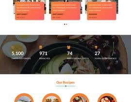 #107 для Food reviews Website от jaswinder527