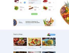 #121 для Food reviews Website от revspread