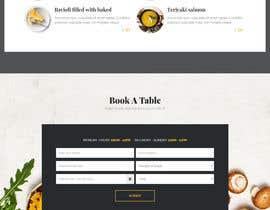 #102 для Food reviews Website от mdakshohag